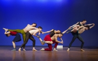 Modern, Simple Gifts, Bundesjugendballett, Heidelberg