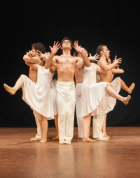 Modern, Simple Gifts, John Neumeier, Bundesjugendballett