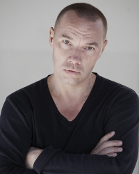Portrait, Thomas Arnold Actor