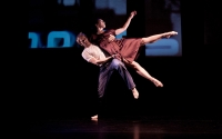 Modern, David McCormick, Pari Naderi , Americano, Yorke Dance Project, London