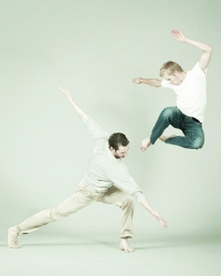 Bühne, Greig Cooke, David McCormick , Americano, Yorke Dance Project, London